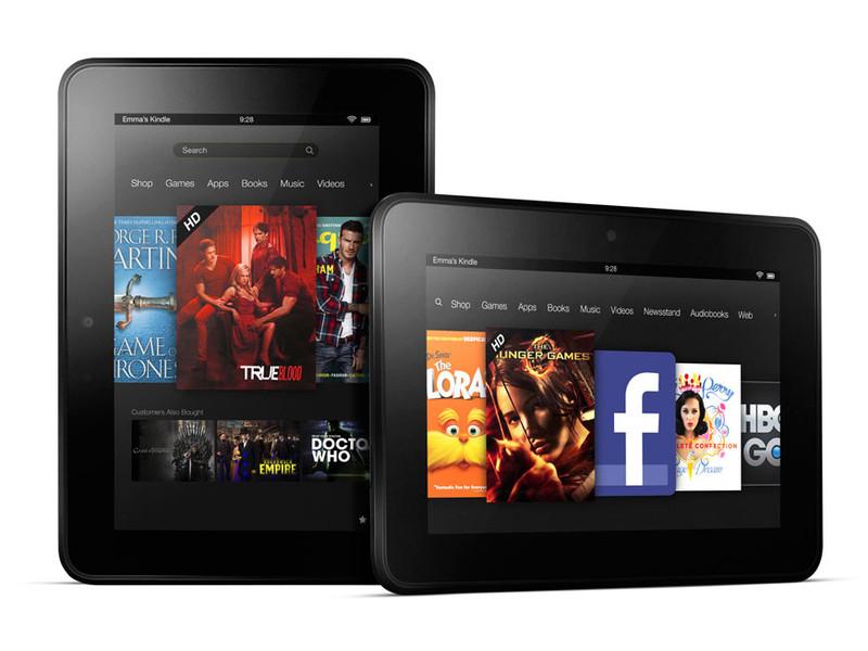 Amazon baisse le prix de sa tablette Kindle Fire HD en France