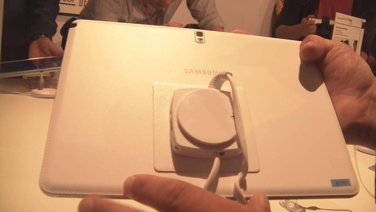 Tablette Samsung Galaxy Note 10.1 edition 2014, prix et disponibilité en France