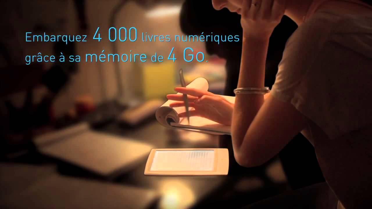 Carrefour lance deux liseuses numériques et une plateforme d'achat d'eBooks