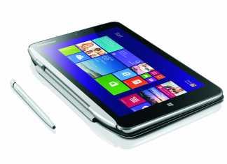Lenovo annonce le lancement de la Miix 2, une tablette de 8 pouces sous Windows 8.1 1