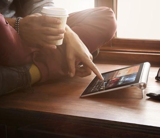 Lenovo Yoga Tablet : la tablette tactile aux trois modes est officielle ! 8