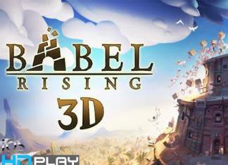 [Gratuit Temporairement] Incarnez un Dieu tout-puissant dans Babel Rising 3D 2