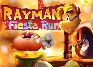 [Nouveauté] Rayman Fiesta Run débarque sur iPad pour faire la fête  2