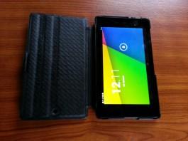 Test accessoire housse Norêve en cuir pour Google Nexus 7 Edition 2013 13