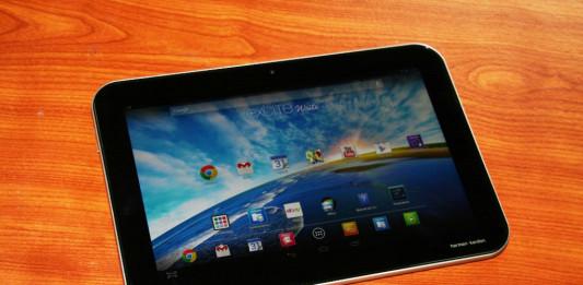 Test tablette Toshiba Excite Write 20