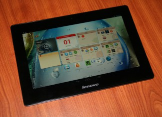 Test tablette Lenovo IdeaTab S6000 14