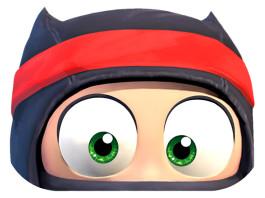 [Nouveauté] Aidez Clumsy le Ninja le plus maladroit au monde à retrouver Kira sur iPad  1