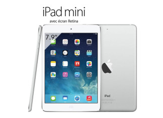 L'iPad mini retina disponible à l'achat en France !  1