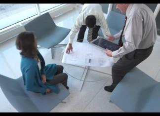 Panasonic Toughpad 4K : publicité vidéo de la tablette 4K de 20 pouces 14