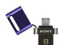 Sony dévoile sa clé Micro-USB pour tablettes tactiles et smartphones
