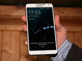 Test de la phablette Samsung Galaxy Note 3 (SM-N9005) 19