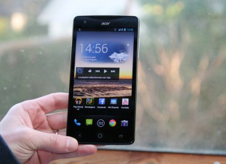 Test de la phablette Acer Liquid S1 Duo 14