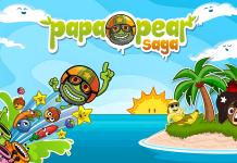 Après Candy Crush Saga, King.com revient avec Papa Pear Saga sur tablette 2