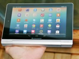 Test Lenovo Yoga Tablet 8 2