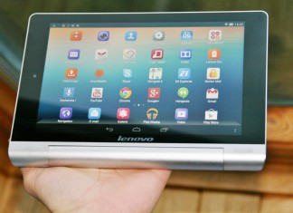 Test Lenovo Yoga Tablet 8 2
