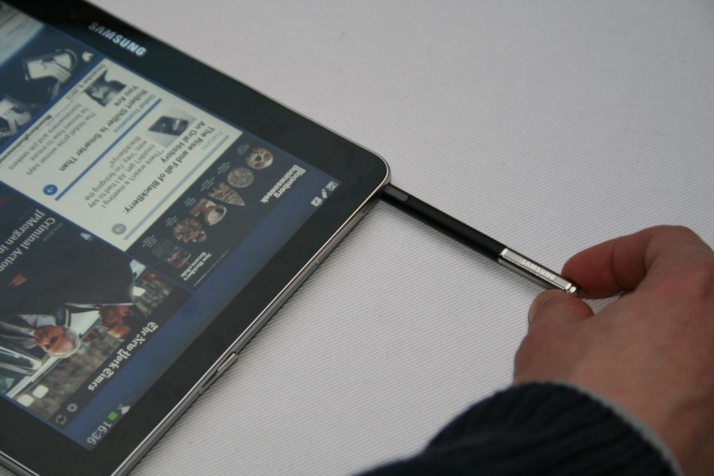 test de la tablette samsung galaxy note 10 1 edition 2014. Black Bedroom Furniture Sets. Home Design Ideas