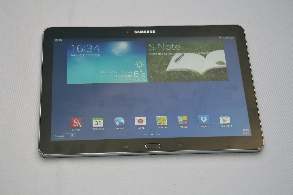 test de la tablette samsung galaxy note 10 1 edition 2014. Black Bedroom Furniture Sets. Home Design Ideas