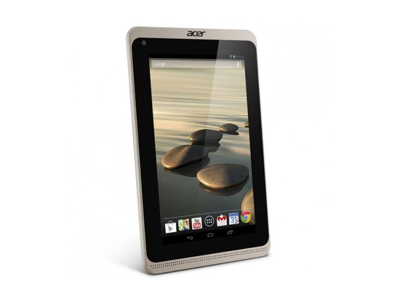 CES 2014 : Acer dévoile la nouvelle version de sa tablette Iconia B1