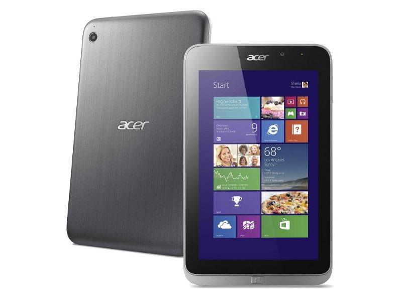 CES 2014 : Acer Iconia W4, la nouvelle tablette de 8 pouces sous Windows 8.1