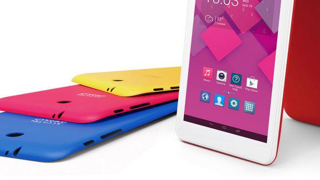 CES 2014 : Alcatel profite de l'événement pour présenter ses tablettes Pop 7 et Pop 8