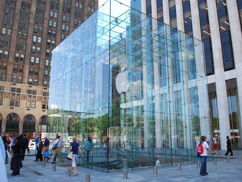 Apple affiche des résultats spectaculaires en 2013