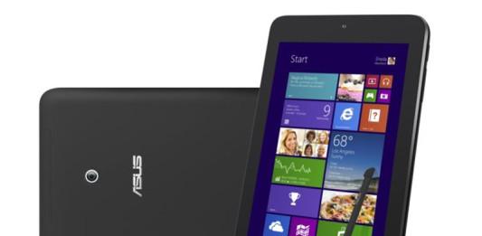CES 2014 : Une première tablette Windows 8.1 de 8 pouces chez Asus, voici la VivoTab 8 1