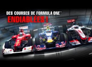 Pilotez une formule 1 avec F1™ Challenge sur tablette 2