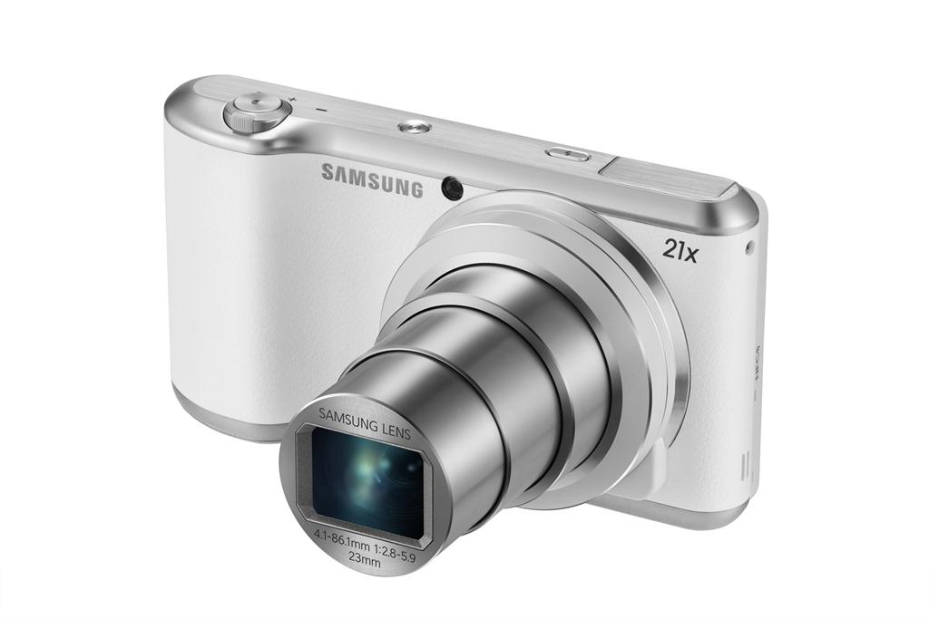 CES 2014 : Samsung lance le Galaxy Camera 2