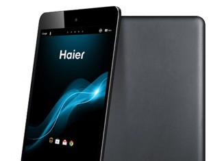 CES 2014 : Lancement des nouvelles tablettes de la marque Haier  1