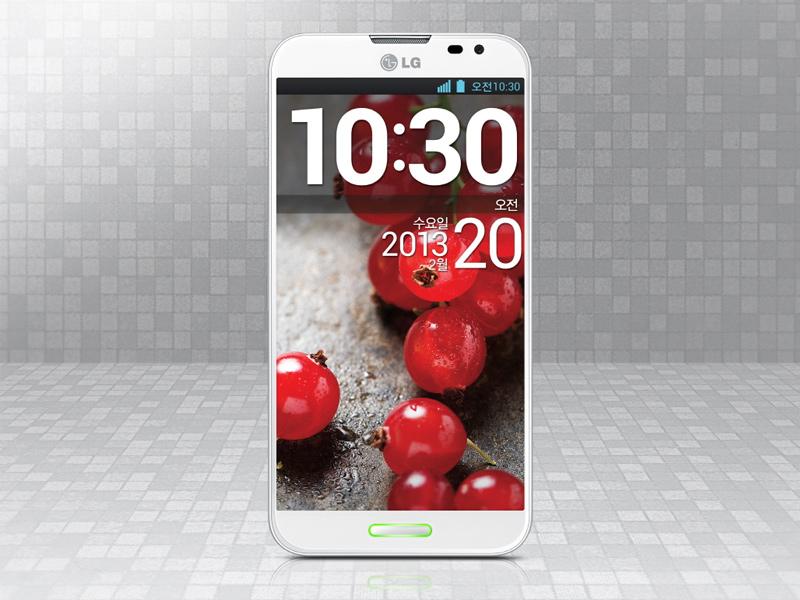 LG confirme la présentation de son G Pro 2 au Mobile World Congress de Barcelone
