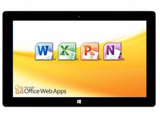 Microsoft Office gratuit sur votre tablette avec Office Web Apps et SkyDrive ! 3
