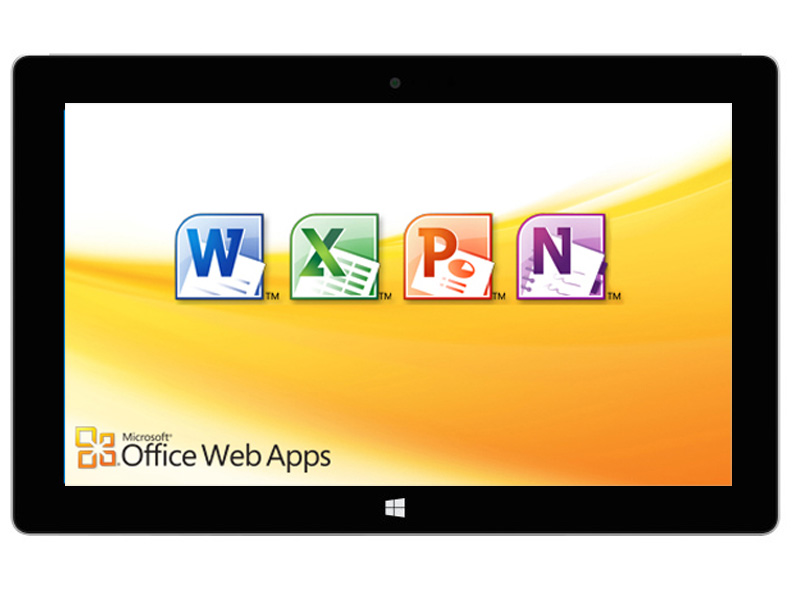 Microsoft office gratuit sur votre tablette avec office web apps et skydrive - Office tablette android gratuit ...