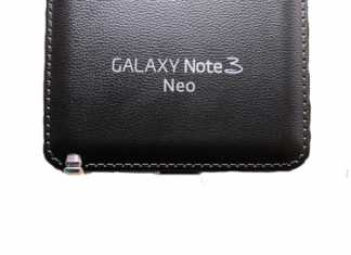 Samsung lance le Galaxy Note 3 Neo 1