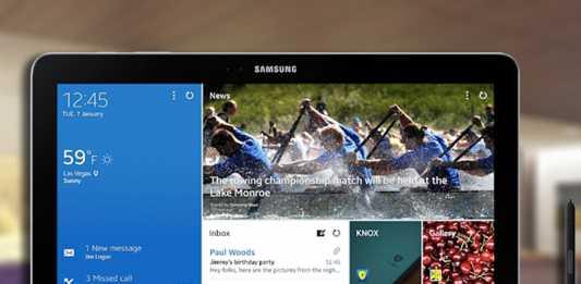 Samsung s'apprête à lancer sa nouvelle gamme Galaxy Tab Pro et Galaxy Note Pro le jour de la Saint Valentin 2