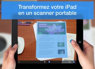 [Gratuit Temporairement] Utilisez votre iPad comme un véritable scanner avec Scanner Pro de Readdle 3
