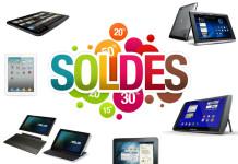 Soldes tablettes Hiver 2014 : toutes les offres et promotions 2