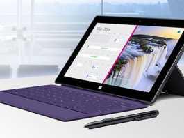 La tablette Microsoft Surface Pro 2 se met à jour