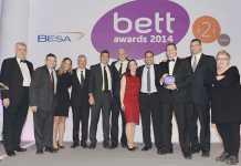 Bett Awards 2014 : la tablette einstein récompensée dans la catégorie des appareils numériques 1