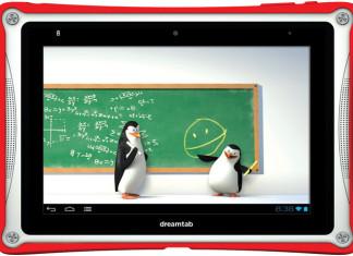 DreamTab : le studio DreamWorks annonce une tablette enfant ! 1