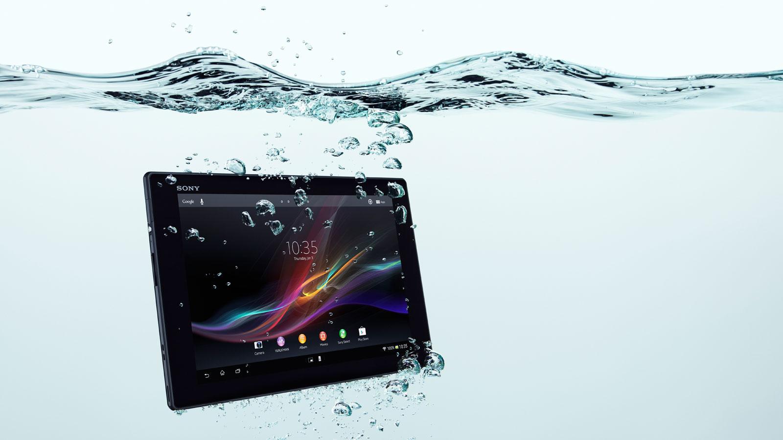 Vente flash tablette Sony Xperia Tablet Z chez Materiel.net !