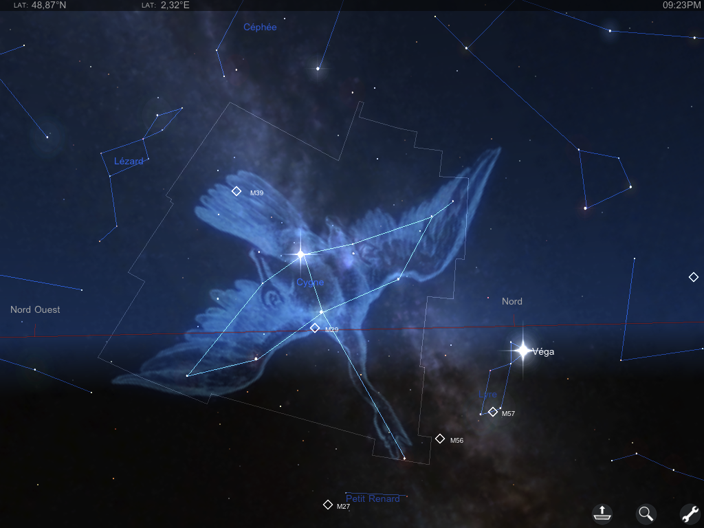 gratuit temporairement  la t u00eate dans les  u00e9toiles avec star chart solar tour sur ipad