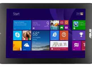 La Asus VivoTab Note 8 disponible pour 329$ aux USA 1