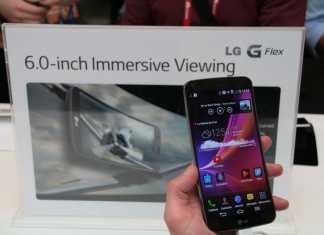 [MWC 2014] La phablet à écran incurvé LG G Flex en vidéo 2