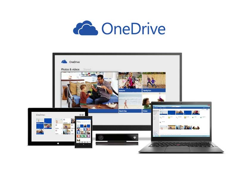 Microsoft lance officiellement OneDrive