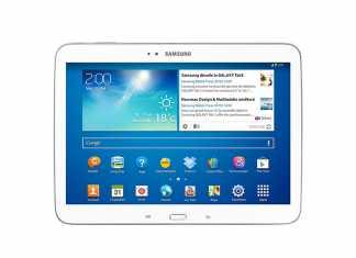 Tablette Samsung Galaxy Tab 4 : les premières informations commencent à sortir  1