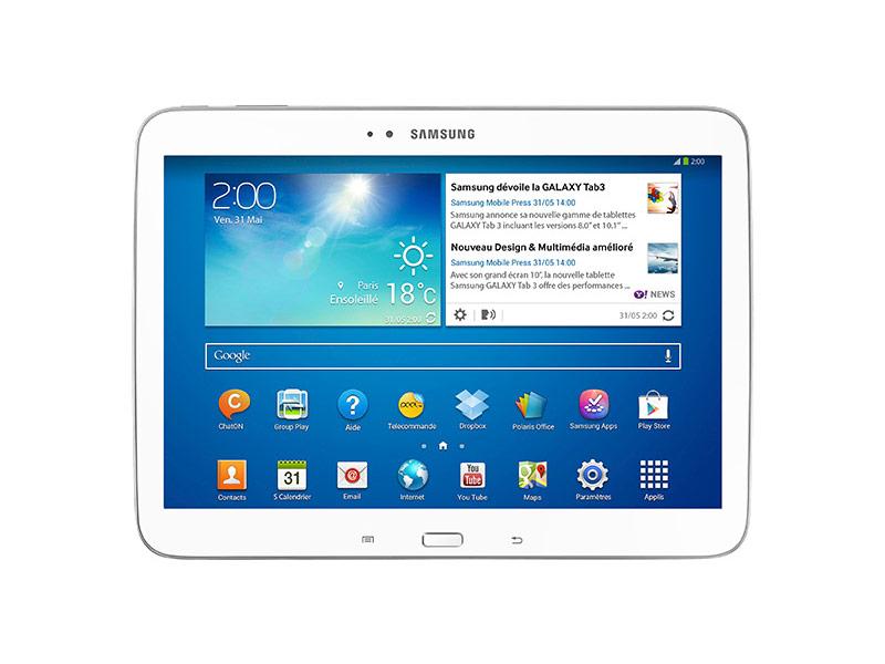 Tablette Samsung Galaxy Tab 4 : les premières informations commencent à sortir