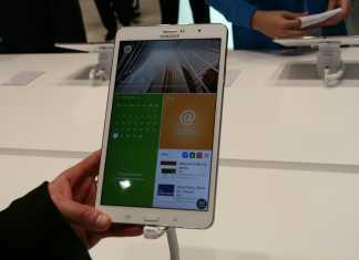 [MWC 2014] Photos et vidéos des tablettes Samsung Galaxy Tab Pro 8.4 5