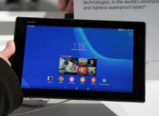 [MWC 2014] Prise en main de la tablette Android Sony Xperia Tablet Z2  4