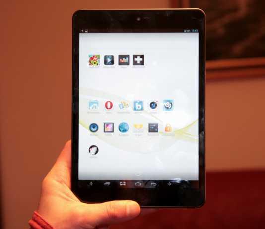 Test complet de la tablette Memup SlidePad Elite 785 12