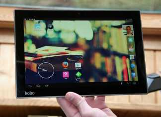Test complet de la tablette Kobo Arc 10 HD  9